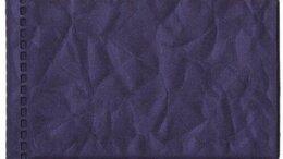 Визитницы и кредитницы - Визитница на 28 карт / кляссер  Фиолетовый шелк…, 0