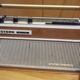 Радиоприемники -   Stern Elyte de Luxe ( ГДР ) и приёмники СССР, 0