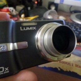 Фотоаппараты - Цифровой фотоаппарат Panasonic Lumix DMC-TZ1, 0