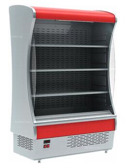 Холодильные витрины - Горка холодильная Carboma F 20-07 VM 1,0-2…, 0