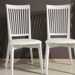 Стулья, табуретки - Итальянский стул дерево/экокожа Комплект из 4-х, 0