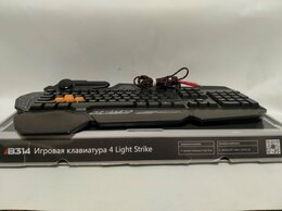 Клавиатуры - Игровая клавиатура Bloody B314, 0