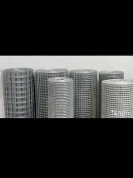 Сетки и решетки - Сетка сварная оцинкованная Ячейка 20 мм из проволо, 0