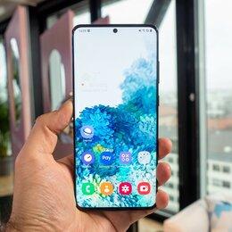 Мобильные телефоны - samsung s20 ultra 128/12 grey, 0