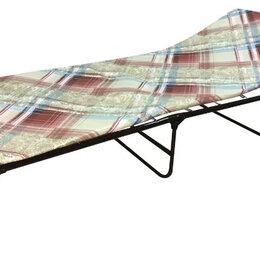 Кровати - Раскладная кровать Арина с матрасом 10 мм , 0