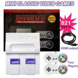 Ретро-консоли и электронные игры - NES 821 игра (Dendy), 0
