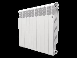 Радиаторы - Радиатор алюминиевый Royal Thermo 500/80 10 секций, 0