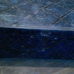 Другое - Сундук деревянный окованный железом, 0