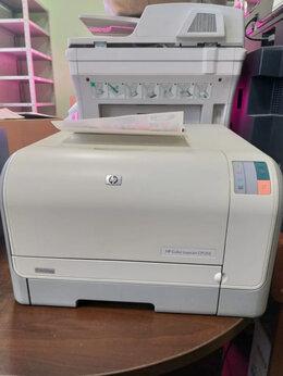 Принтеры и МФУ - Принтер HP Color LaserJet CP1215, 0