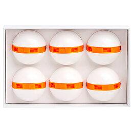 Бытовая химия - Дезодорант-шарик для обуви Xiaomi Clean-n-Fresh Ball (6 шт.), 0