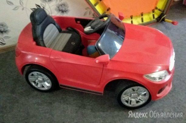 детский электроавтомобиль по цене 5000₽ - Электромобили, фото 0