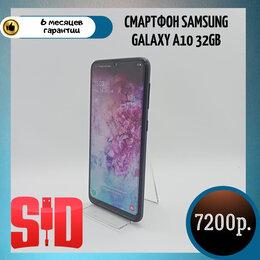 Мобильные телефоны - Смартфон Samsung Galaxy A10 32GB, 0