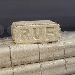 Топливные материалы - Топливные брикеты из березовой щепы, Евродрова руф, 0
