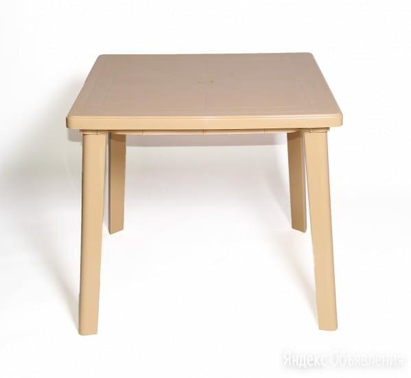 Стол Стандарт Пластик Групп квадратный 800х800 по цене 1305₽ - Столы и столики, фото 0