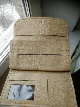Кошельки - Женский кожаный кошелек, портмоне натуральная кожа, 0