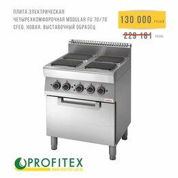 Промышленные плиты - Плита электрическая четырехмофорочная MODULAR FU…, 0