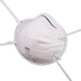 Средства индивидуальной защиты - Респиратор 8102 FFP-2, 0
