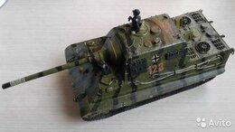 """Модели - Модель Panzerjager """"Jagdtiger"""" Tamiya  , 0"""
