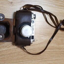 Пленочные фотоаппараты - Фотоаппарат ФЭД-2 СССР, 0