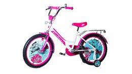 Велосипеды - Велосипед детский двухколесный Байкал RE02 красный, 0