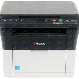 Принтеры и МФУ - МФУ лазерный KYOCERA FS-1020MFP, A4, лазерный,…, 0