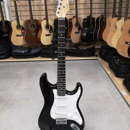 Электрогитары и бас-гитары - Новая электрогитара fender squier MM stratocaster, 0