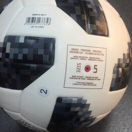 Мячи - Мяч футбольный 2018, 0