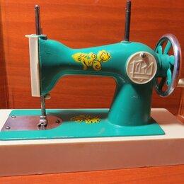 Детские наборы инструментов - Детская швейная машинка, МЗИ Прогресс, 0