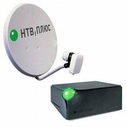 Спутниковое телевидение - Комплект НТВ ПЛЮС Full HD с  ресивером DSD4514r, 0