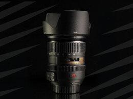 Объективы - Nikon AF-S 18-200 mm ED VR // 4565 📷, 0