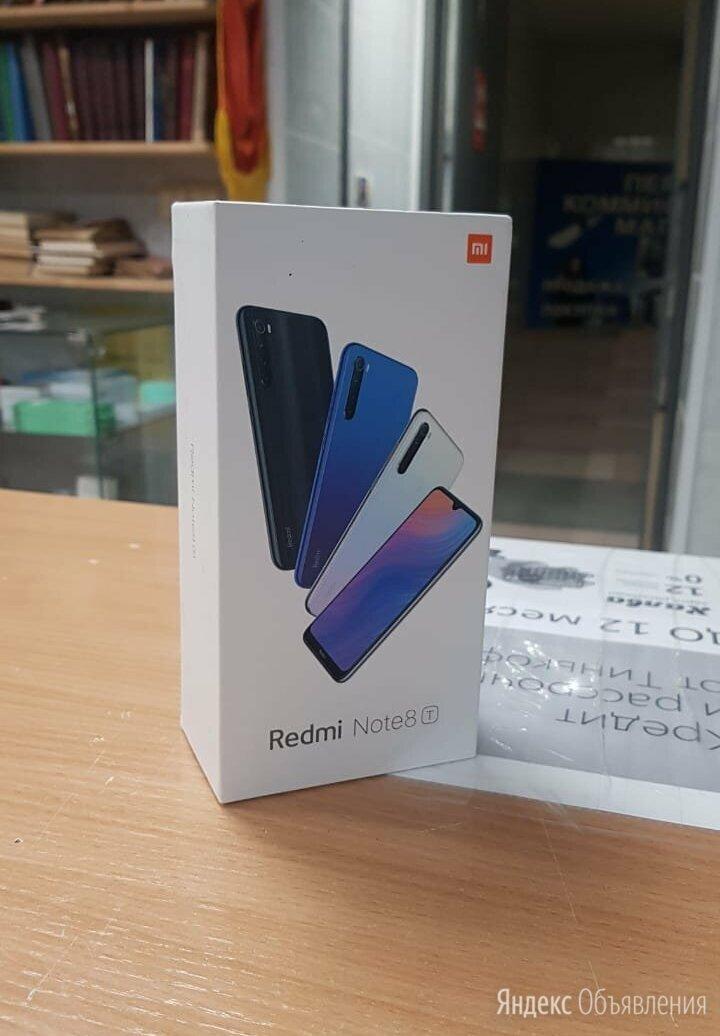 Смартфон Xiaomi Redmi Note 8Т 64 gb по цене 15990₽ - Мобильные телефоны, фото 0