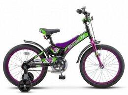Велосипеды - Детский велосипед STELS Jet 18 Z010…, 0