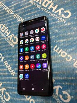 Мобильные телефоны - Телефон Samsung S9 (SM G960f), 0