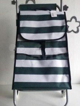 Дорожные и спортивные сумки - Сумка хозяйственная  со  стульчиком  из …, 0