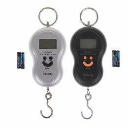 Безмены - Безмен электронный 40 кг/10 г, 0