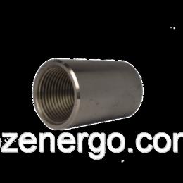 Элементы систем отопления - Бобышка прямая L=055 мм ГОСТ М20х1,5, 0