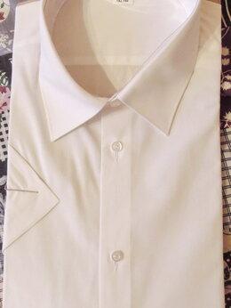 Рубашки - Рубашки / сорочки мужские белые. Новые, 0