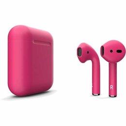 Наушники и Bluetooth-гарнитуры - Apple AirPods (New Super Pink) Беспроводные…, 0