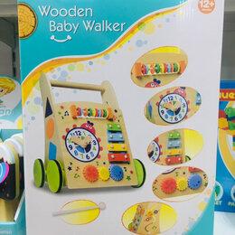 Развивающие игрушки - Бизиборд на колесах 81524 в коробке (10702070/111218/0191152, Китай), 0