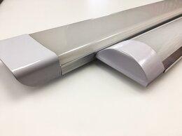 Настенно-потолочные светильники - Светильник светодиодный линейный 1200мм, 0