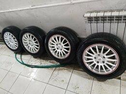 Шины, диски и комплектующие - Колеса 185/65R15 5х114,3, 0