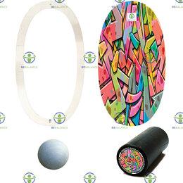 Настольные игры - Баланс борд Граффити (balance board) шар, 0
