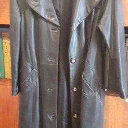 Пальто -  женское пальто из натуральной кожи, 0