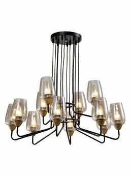 Люстры и потолочные светильники - Люстра Rivoli 4065-212 Gera P12, 0