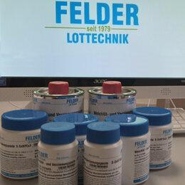 Сопутствующие товары для пайки - Паста для лужения и пайки оловом Felder, 0