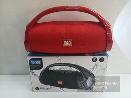 Портативная акустика - Колонка портативная T&G 136, 0