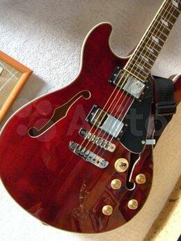 Электрогитары и бас-гитары - Ария ТА под 339 , 0
