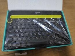 Клавиатуры - Клавиатура беспроводная Logitech K480, 0