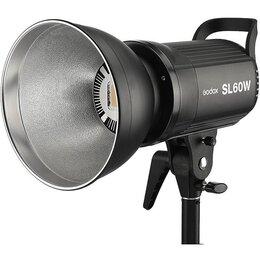 Осветительное оборудование - Светодиодный свет Godox SL60W, 0
