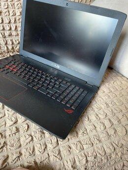 Ноутбуки - ASUS ROG GL552, I7 6700HQ 3.6G, 0